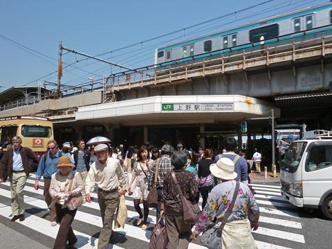 上野駅ナンパ
