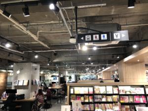 TSUTAYA天神ショッパーズ福岡店でナンパしてみた。店内ナンパは反応が良い